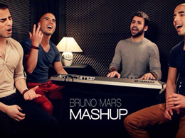 Bruna Mars Mashup (3nity Brothers feat. Anthony Touma)