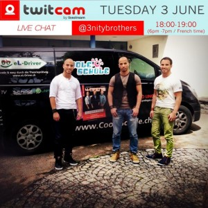 TWITCAM-3nity-Brothers-3-June-