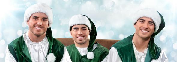 3nity Brothers Lutins Christmas